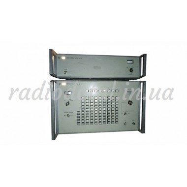 Ч6-31 Синтезатор частоты 2 блока