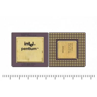 AMD K5, Pentium с желтыми подложкой и крышкой